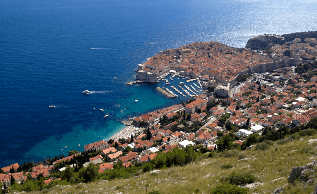 The Traveling Mrs-Dubrovnik, Croatia